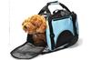 Airline Approved Portable Pet Carrier Tote Bag, Soft-Side Travel Handbag Shoulder Bag for Pets Cat and Dog-S size