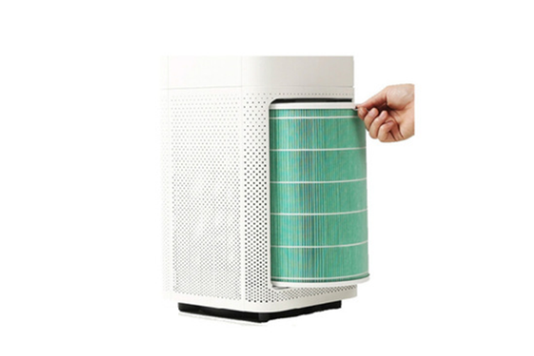 Enhanced Active Carbon Filter Replacement Filters Compatible with Mi Air Purifier