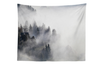 "Wall Hanging Decor Nature Art Polyester Fabric Tapestry, For Dorm Room, Bedroom,Living Room -51"" x 60"" (130cmx150cm)-880"
