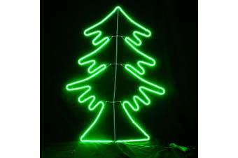 Neon LED Christmas Tree Light for Windows Display