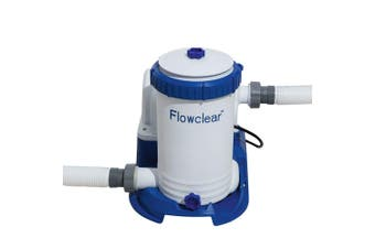 Bestway Flowclear 2500GPH Filter Pump 58391 for Swimming Pool