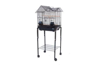 House Top Bird Cage with Stand