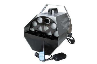 Wireless Remote Control Bubble Machine B60