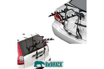 BNB Rack Swift Touring Universal Rear Mounted Bike Bicycle Carrier BC-6420-3PS