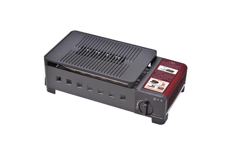 Japanese Sengoku Portable Gas Stove for BBQ Yakitori Hibachi Grill