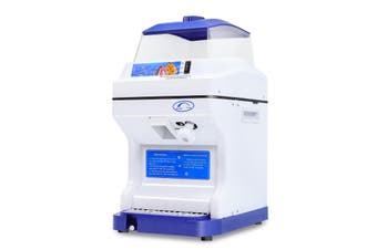 Commercial Electric Ice Shaver Snow Cone Smoothie Maker Machine 200kg/h