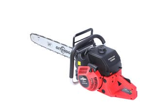 GITENDO 82CC Petrol Power 4.8HP Chainsaw with 24 Bar