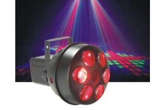 166 LED DMX MoonFlower Disco Stage Effect Light 6CH