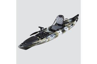 Big Dace Pro 10Ft Fishing Kayak Sit On Top