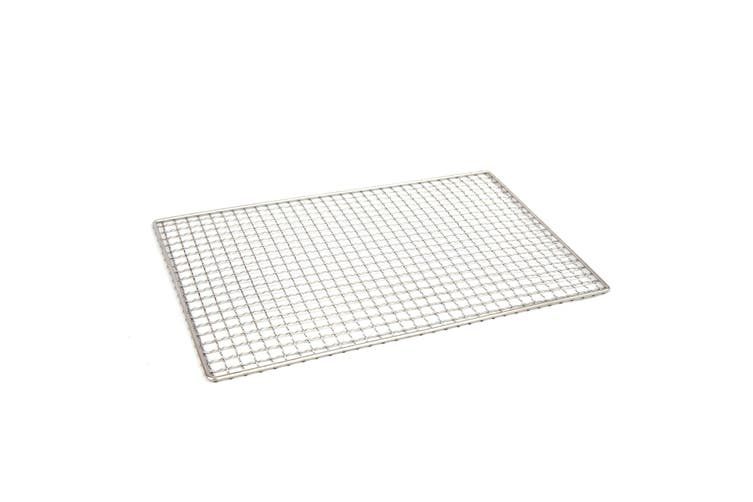 Stainless Steel Grate Mesh Net for Japanese BBQ Grill
