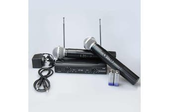 Professional VHF Wireless Microphone System