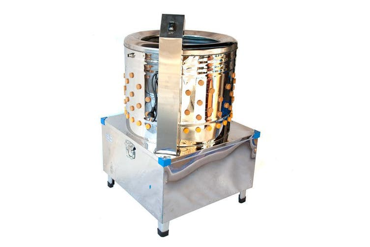 Commercial Stainless Steel Poultry Chicken Plucker 600mm