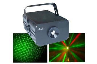 DMX 11-Channel RGY Laser Disco Light