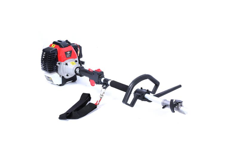 6 In 1 Multi Function Power Tools Brush Cutter Hedge Trimmer Mini Tiller Chain Saw Edge Trimmer