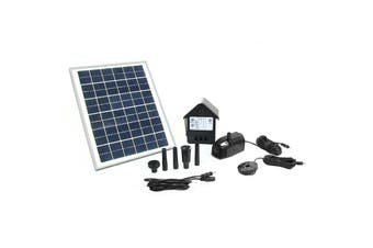 10W 800LPH Solar Pump for Water Fountain