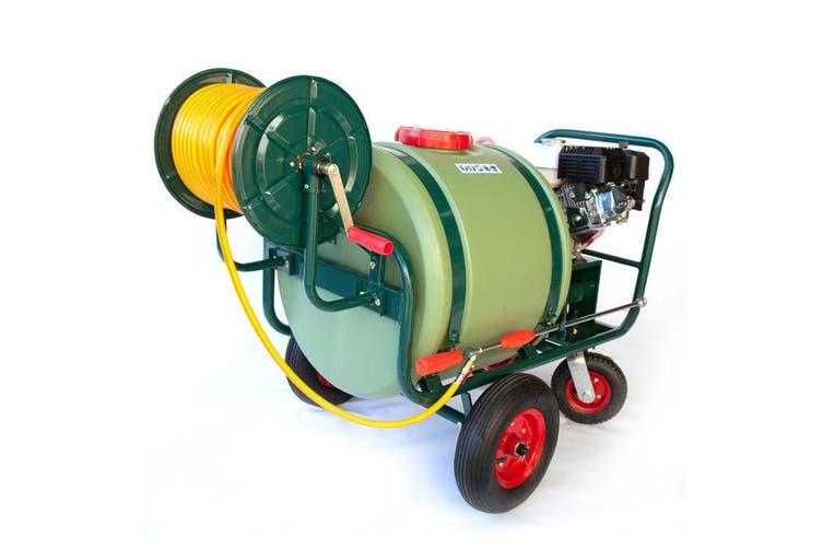 5.5HP Power Sprayer for Farm Weed or Pest Control Field Spray 120L Tank Trailer