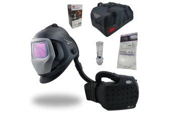 3M Speedglas Welding Helmet 9100XXi Air with Adflo Powered Air Purifying Respirator