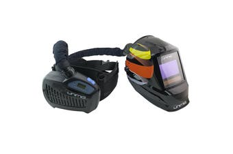 UNIMIG Powered Air Purifying Welding Helmet with Respirator