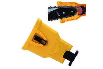 Chainsaw Tool Teeth Sharpener Woodworking Quick Self Sharpening Grinding Chain