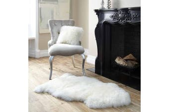 100% Genuine Sheepskin Lambskin Rug Wool Extra Large