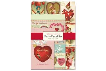 Cavallini Valentines Day Petite Parcel Set