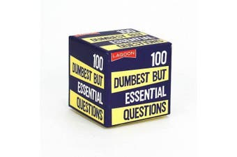 Lagoon 100 Dumbest But Essential Questions - Little Boxes Of Random Fun