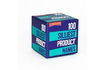 Lagoon 100 Silliest Product Names - Little Boxes Of Random Fun