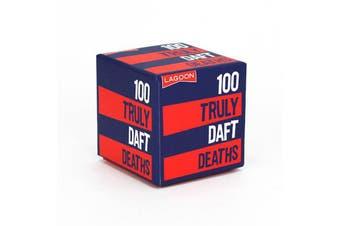 Lagoon 100 Truly Daft Deaths - Little Boxes Of Random Fun