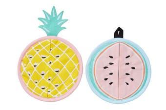 Davis & Waddell Juicy Pot Grabber [Pineapple]