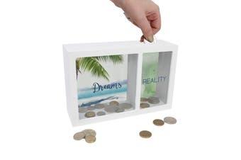 Splosh Change Money Box [Dreams & Reality]