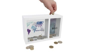 Splosh Change Money Box [Travel & Bills]