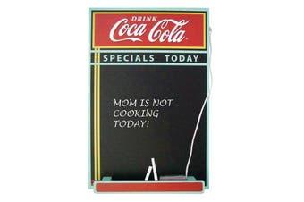 Coca-Cola Collection Retro Wood Chalkboard