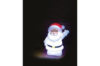 IS Gift Illuminate Santa Claus LED Light