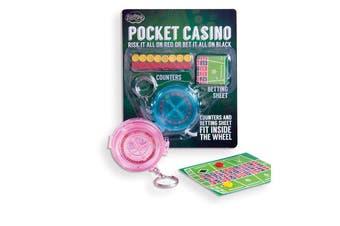 Blue Sky Studios Pocket Casino - Tobar Mini Roulette Wheel