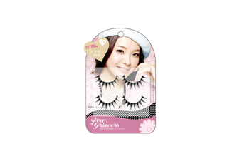 Love Princess False Eyelashes No.9 Lovely Eye - 2 set pack