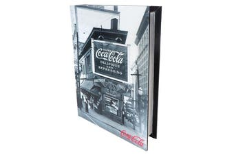 Coca-Cola Landscape Atlanta Storage Book