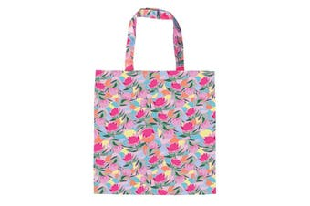IS Gift The Australian Collection Botanical Foldable Shopper [Colour: Pink]