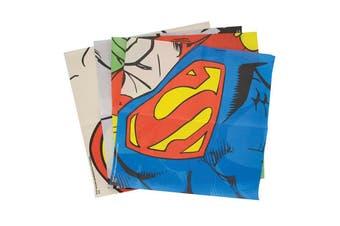 Paladone DC Comics Dress Up Napkins Pack of 24