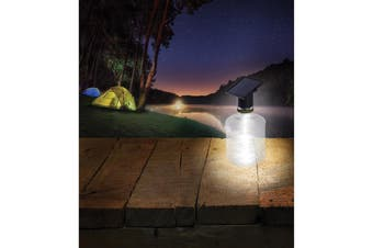 IS Gift Solar Powered Bottle Light