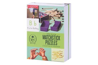 Ladybird Vintage Games and Puzzles [Game: Matchsticks Puzzles]