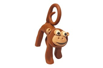 Plasticine Animal Modelling Kits [Animal: Monkey]