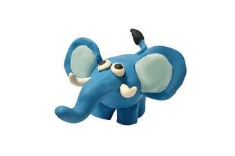 Plasticine Animal Modelling Kits [Animal: Elephant]