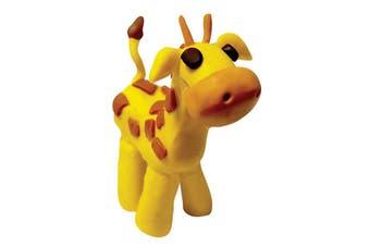 Plasticine Animal Modelling Kits [Animal: Giraffe]