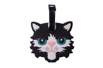 IS Gift Luggage Tag - Cats & Dogs [Animal: Cat]