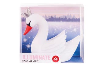 Illuminate - Swan Led Light [Colour: White]