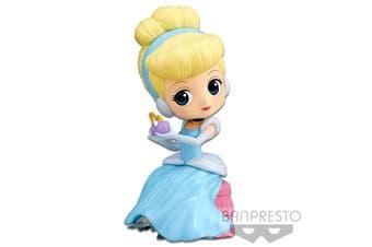 Banpresto Q Posket Disney Perfumagic Cinderella Milky Colour Version