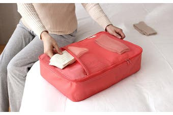 Pack-in-Style Luggage Organiser Packing Cube [Colour: Pink]
