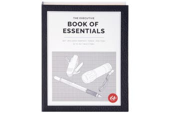 IS Gift The Executive Book of Essentials Multitool Set