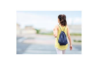 IS Gift Foldable Drawstring Backpack