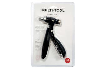 IS Gift Hammer 19 in 1 Multi Tool
